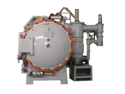 Horizontal High Vacuum Brazing Furnace